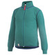Woolpower Full Zip Jacket 400 Kids turtle green